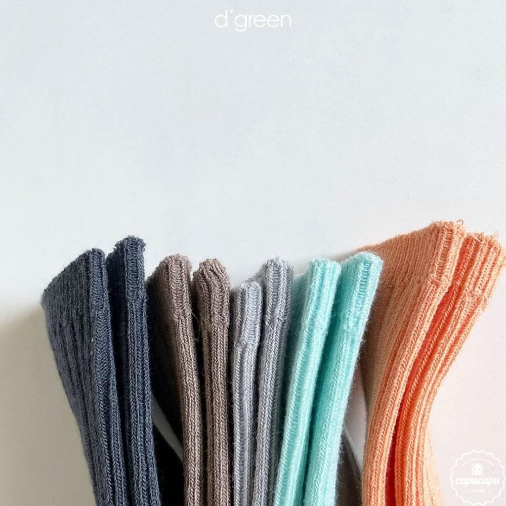 «予約»«5足セット» macadamia socks 5set マカダミヤ ソックス 靴下