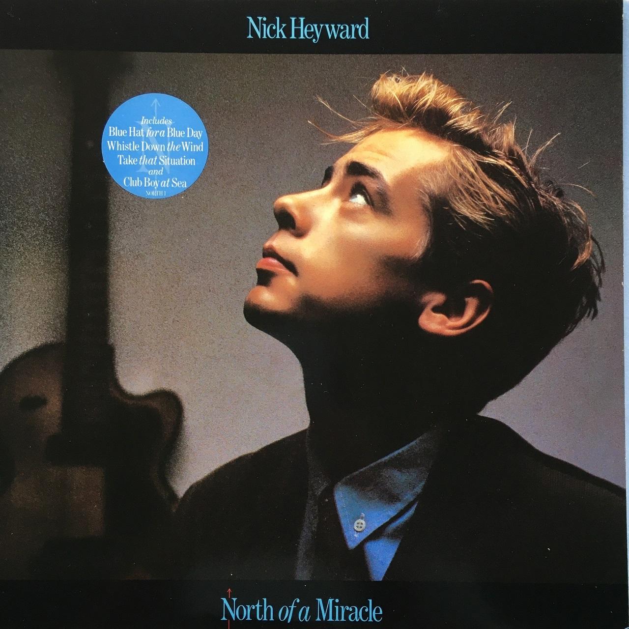 【LP・英盤】Nick Heyward / North of A Miracle