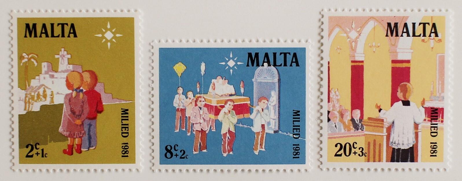クリスマス / マルタ 1981