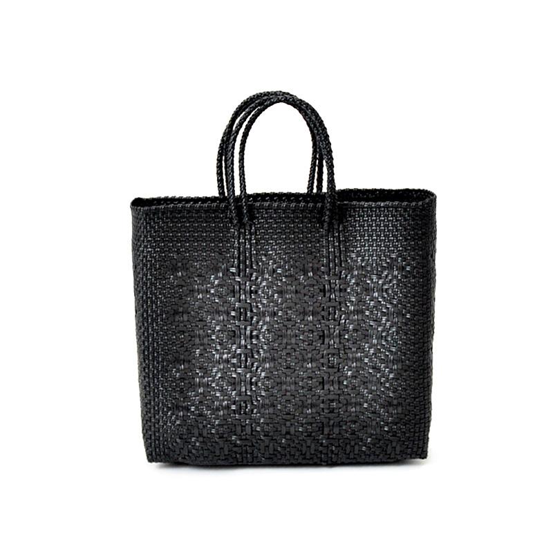 MERCADO BAG ROMBO - Black(S)