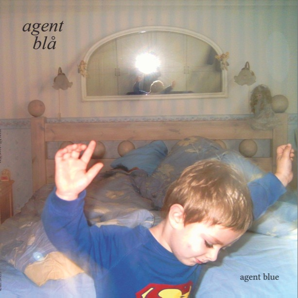 Agent Blå / Agent Blue (400 Ltd LP)