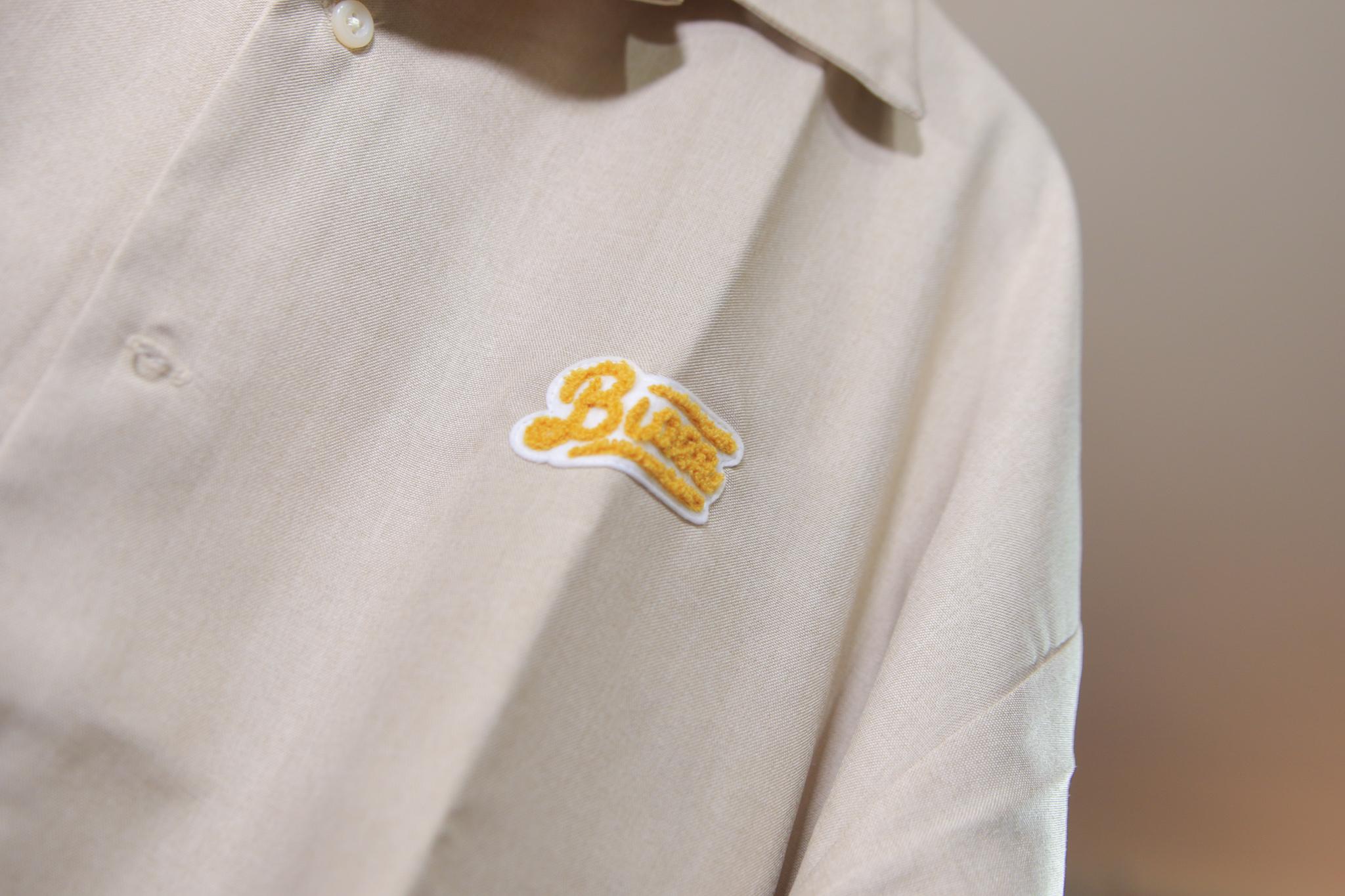 "Classic Logo Tropical ""BIG"" Shirt ""21SS"" Exclusive [BEIJE]"