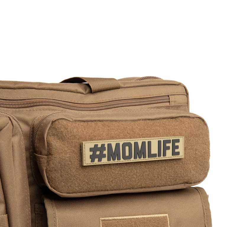 #MOMLIFE NAME TAPE PATCH 【TACTICAL BABY GEAR】