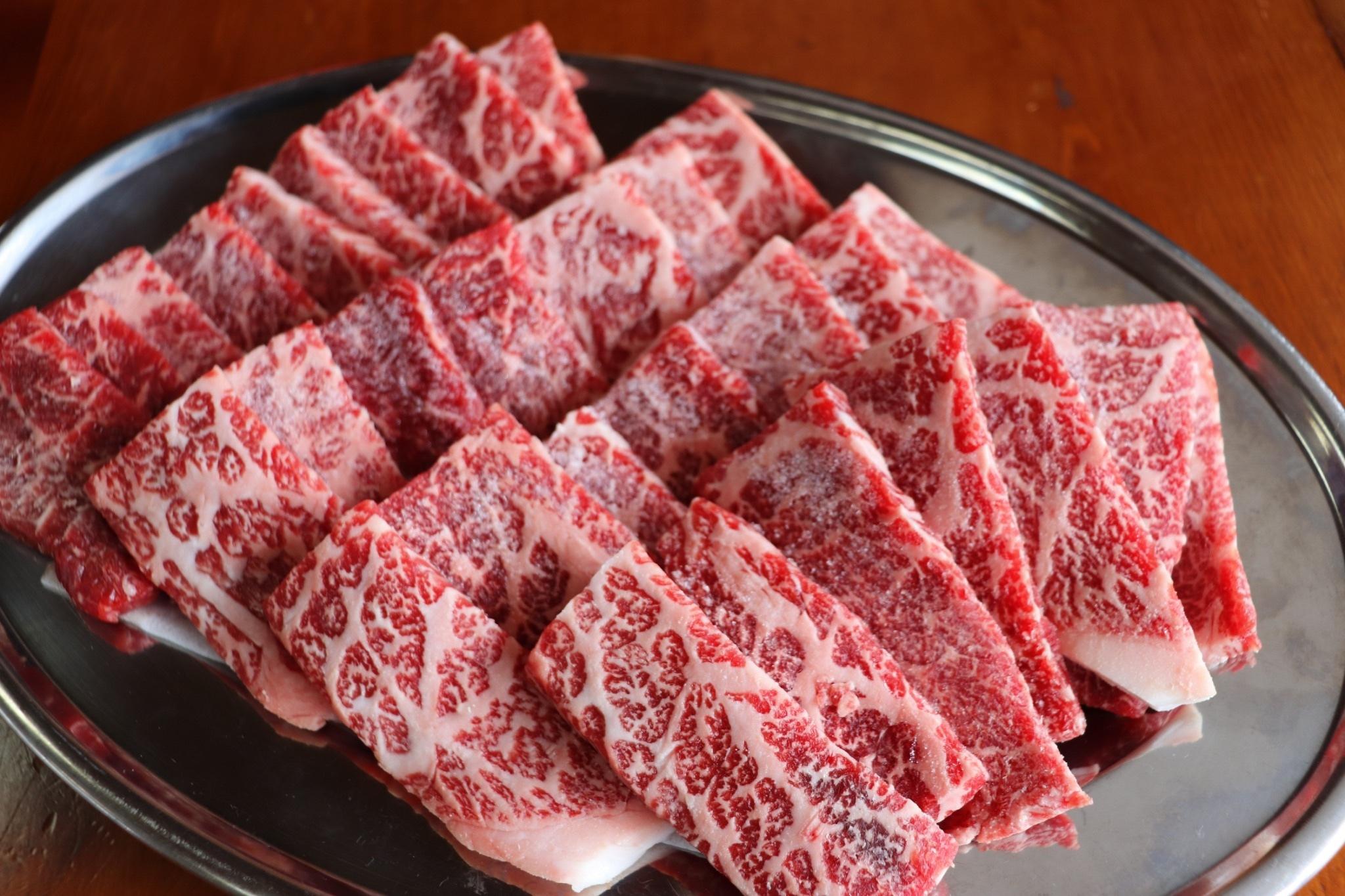 山形牛 うちもも肉 焼肉 BBQ 400g