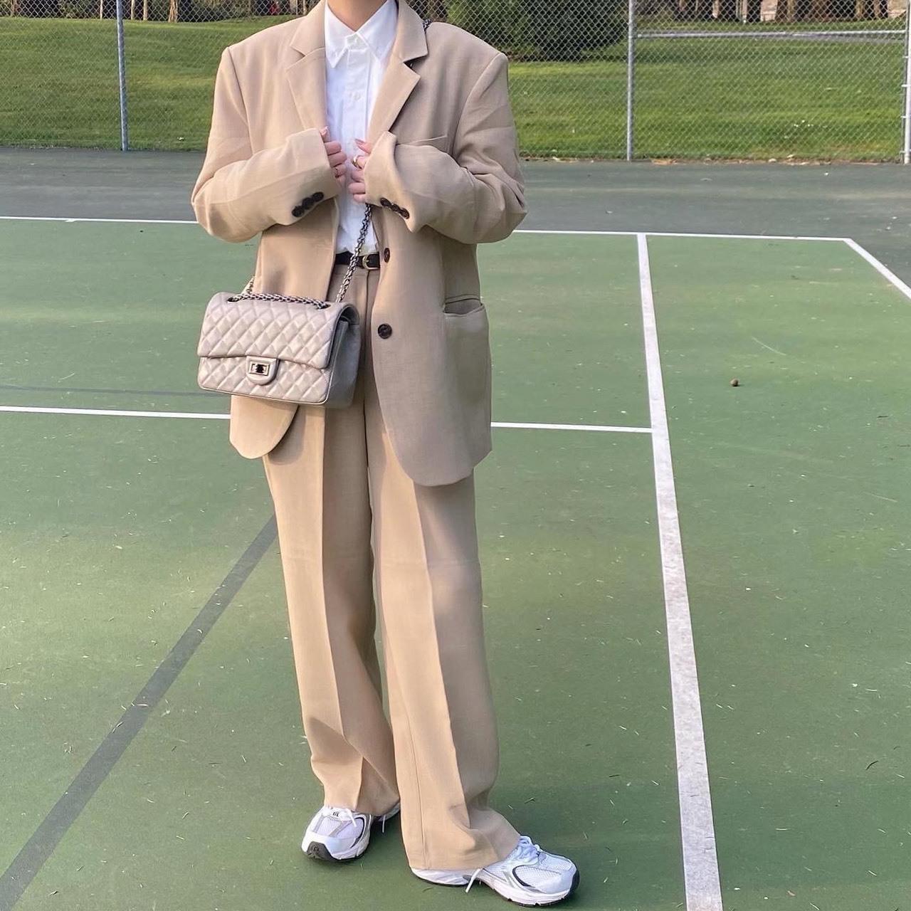 DAYNYC over jacket(beige)