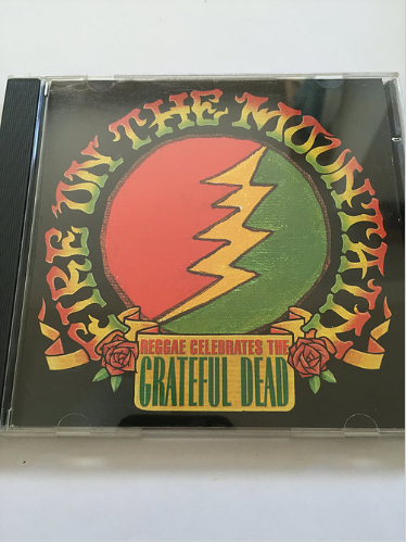 Fire On The Mountain - Reggae Celebrates The Grateful Dead【 CD】