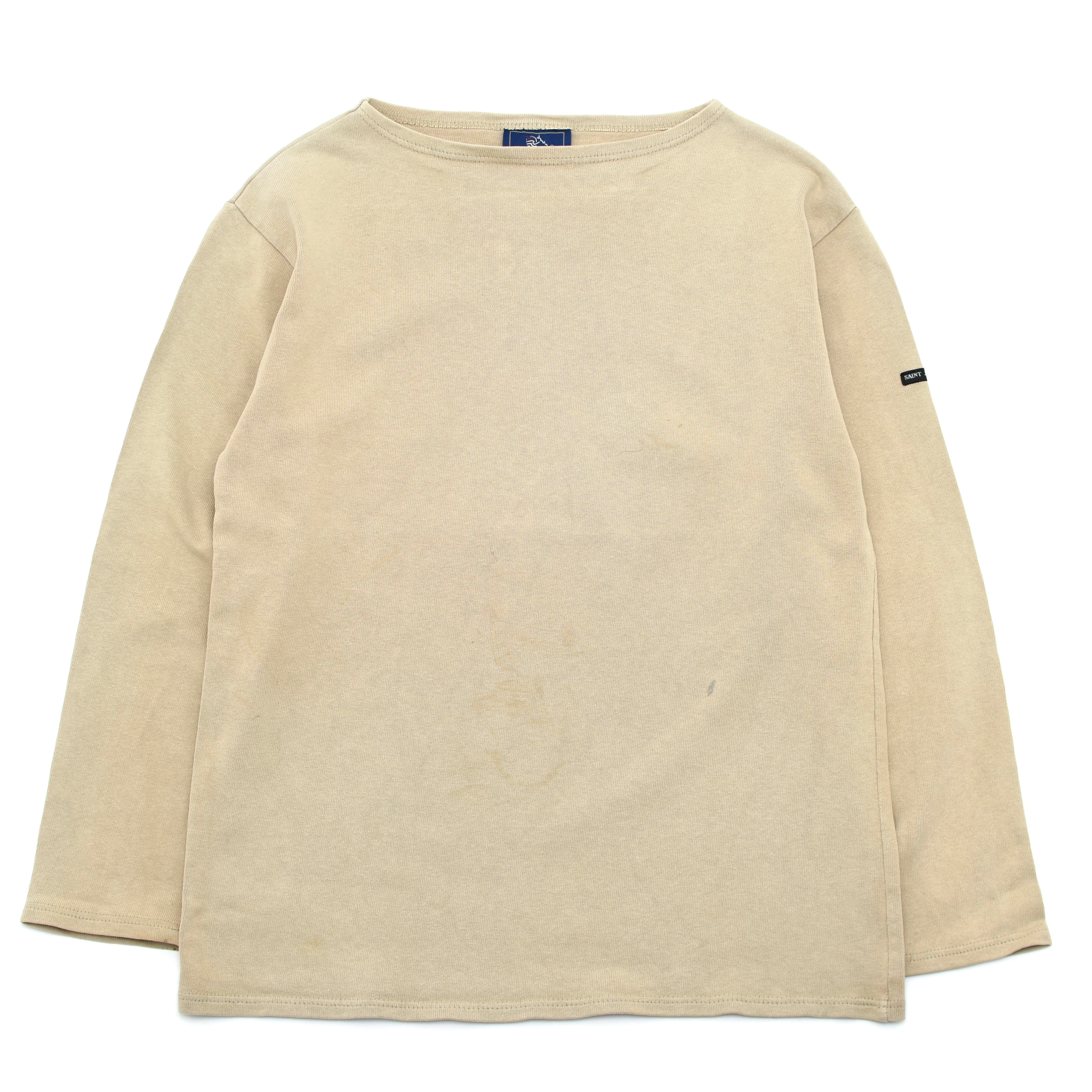 SAINT JAMES bretagne shirt Made in France