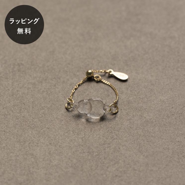 HARIO ハリオ リング ハモン 指輪 aa-0193