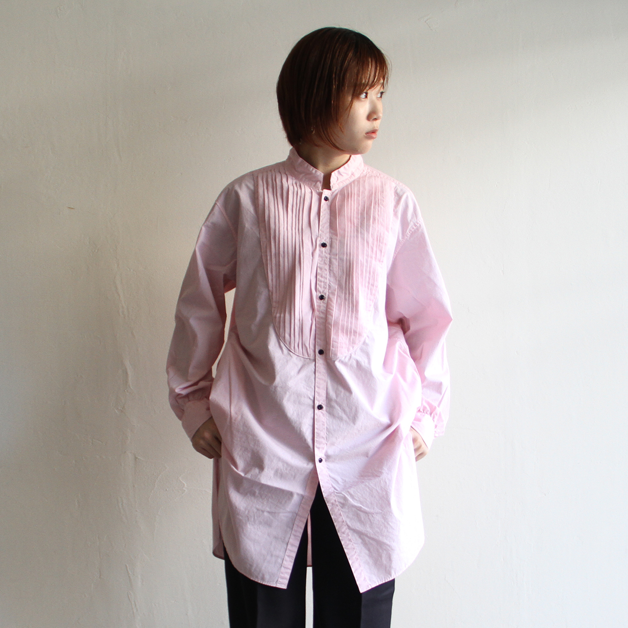 OUTIL【 womens 】chemisier lyaud