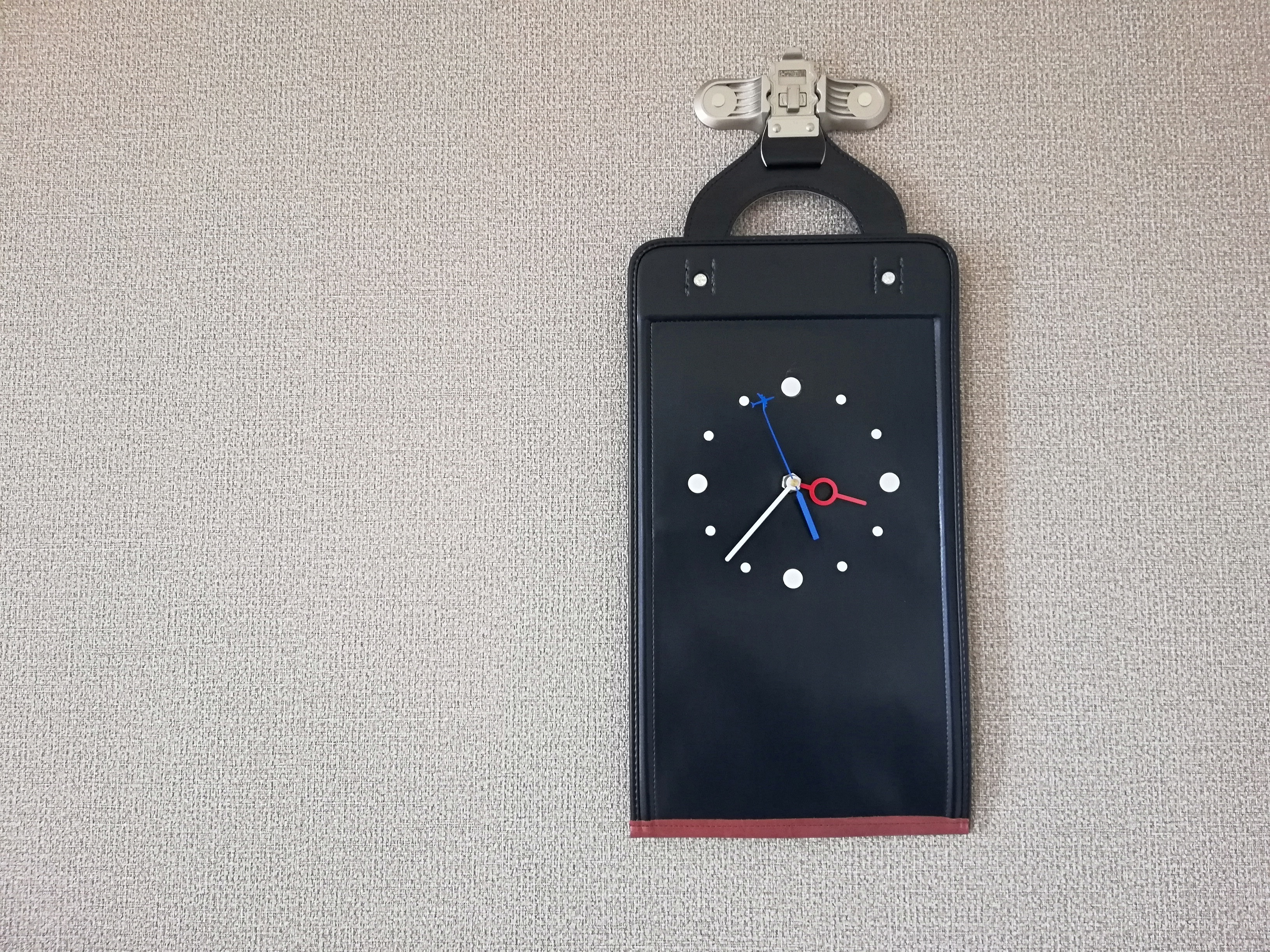 【掛-kakeru- シリーズ】Wall Clock black