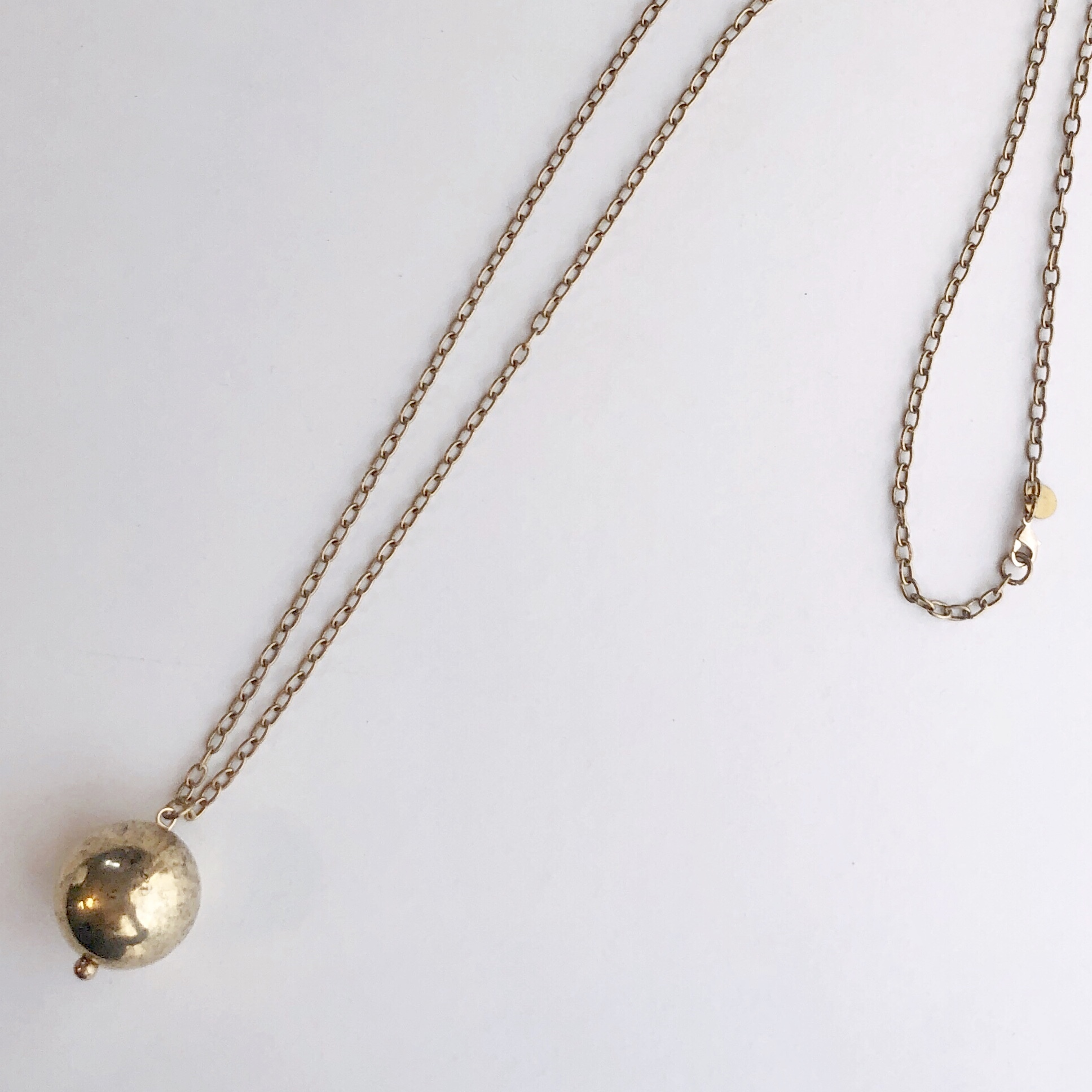 Ball charm Necklace NC-007