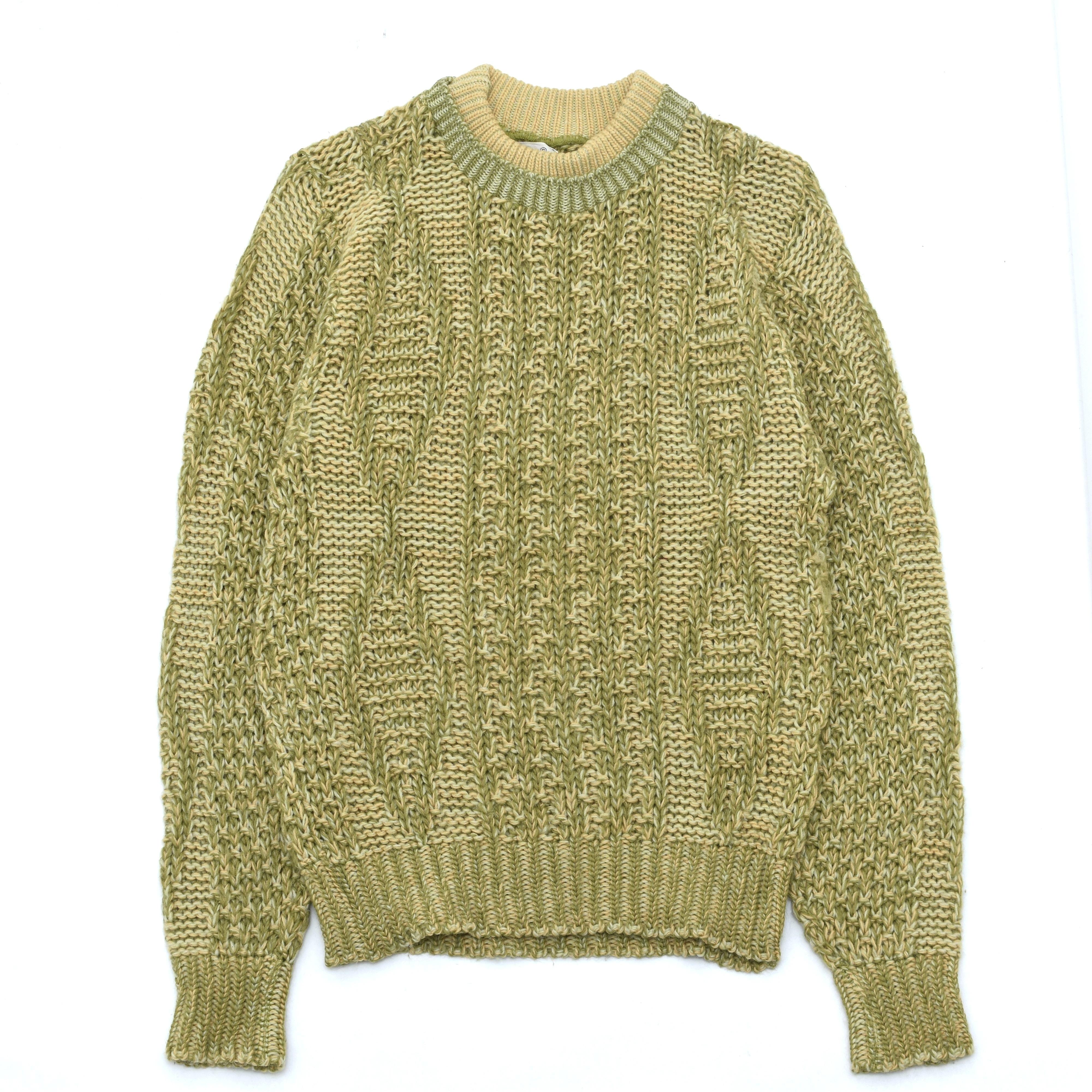 60's Vintage SEARS SPORTSWEAR wool  knit
