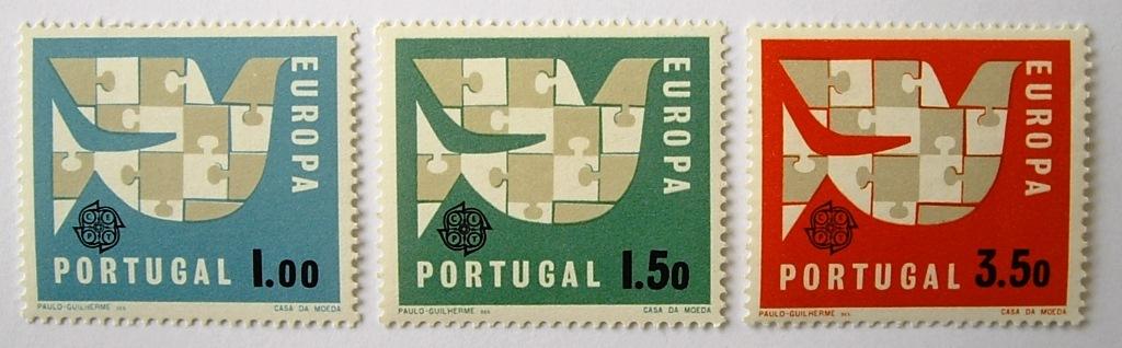 ヨーロッパ / ポルトガル切手 1963