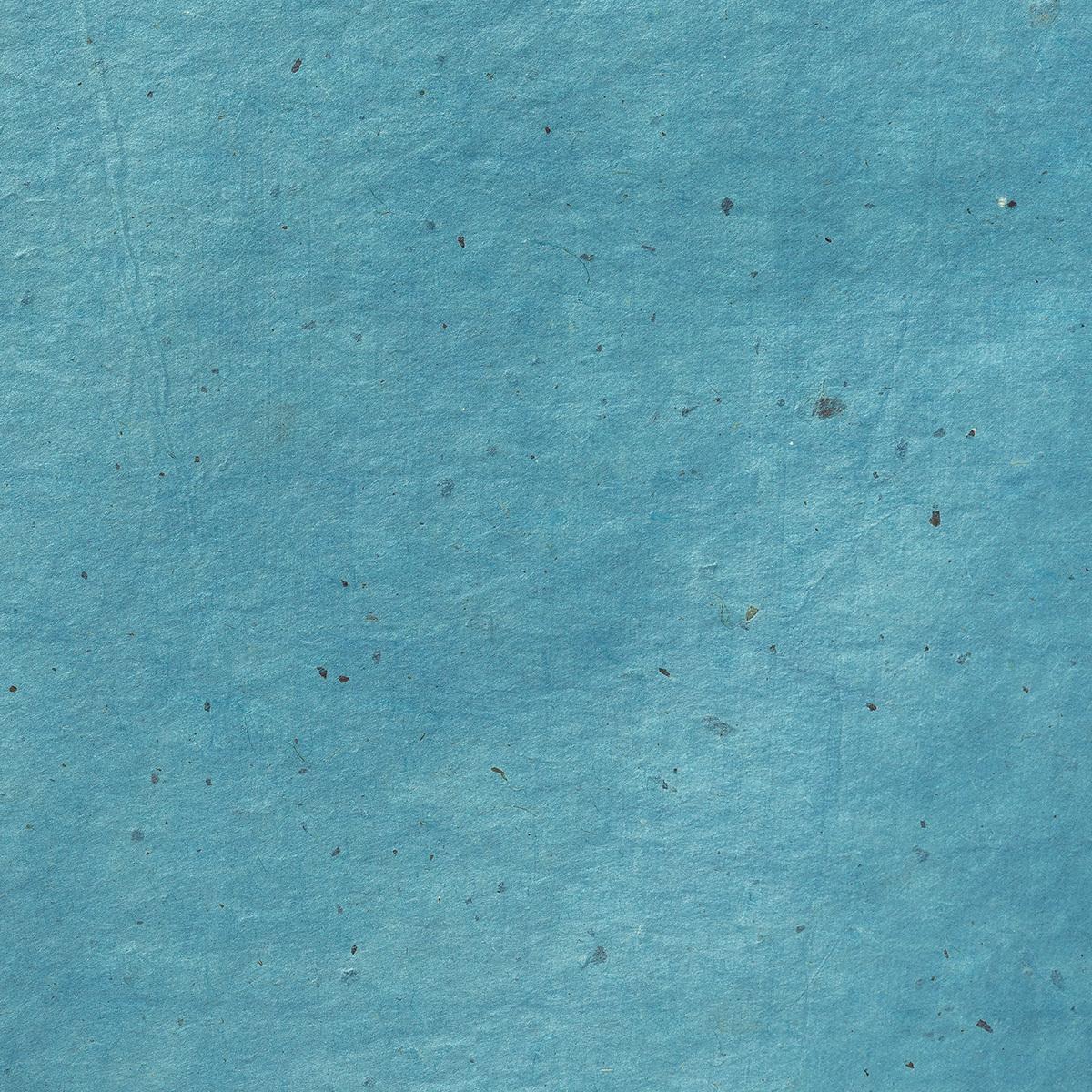 阿波 藍染め紙 小かす入(あさぎ)