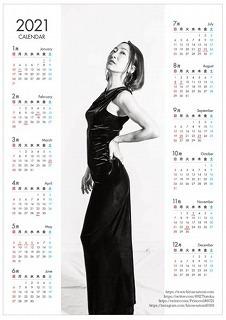 2021 A2ポスターカレンダー