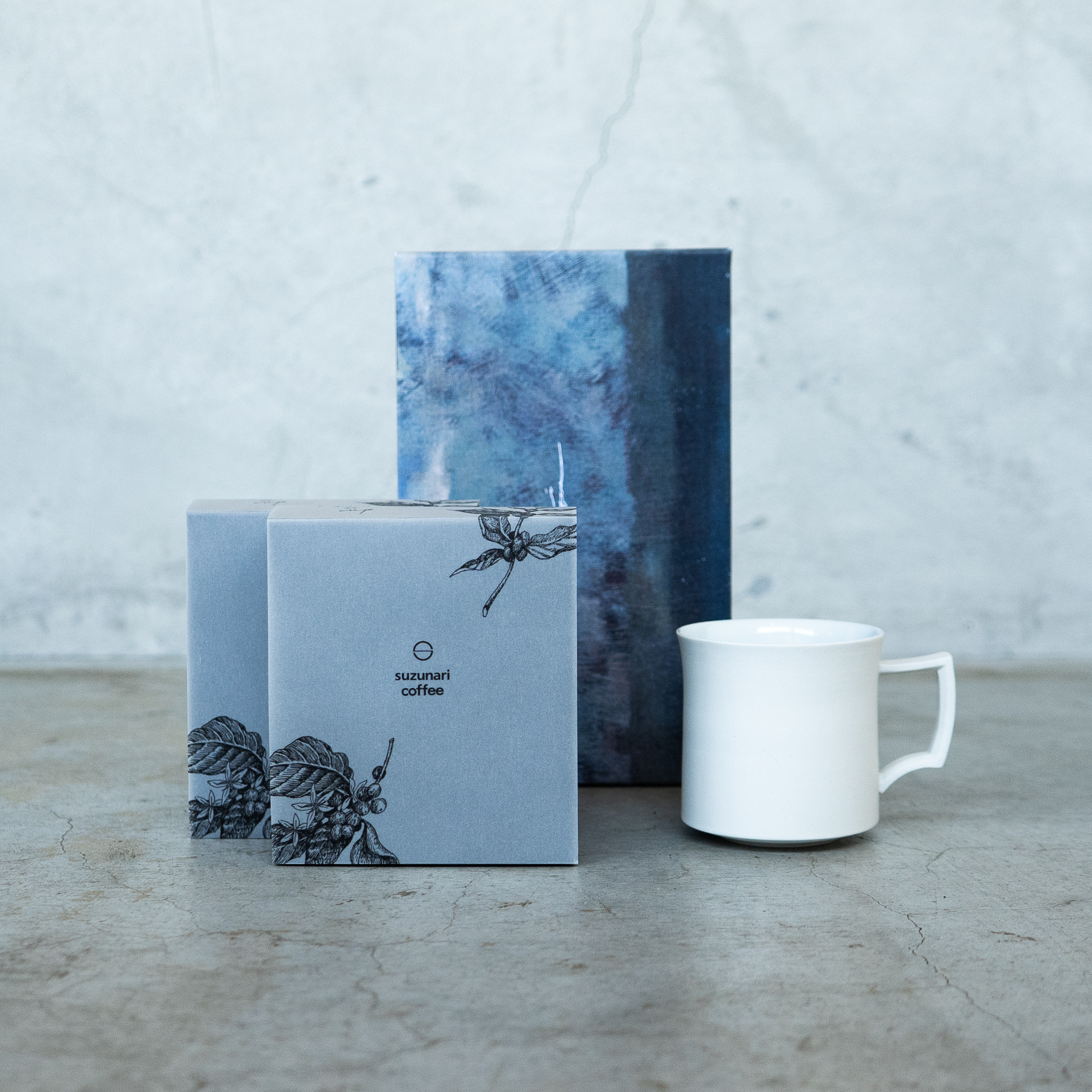 【from seed to cup set 】made in USUKI