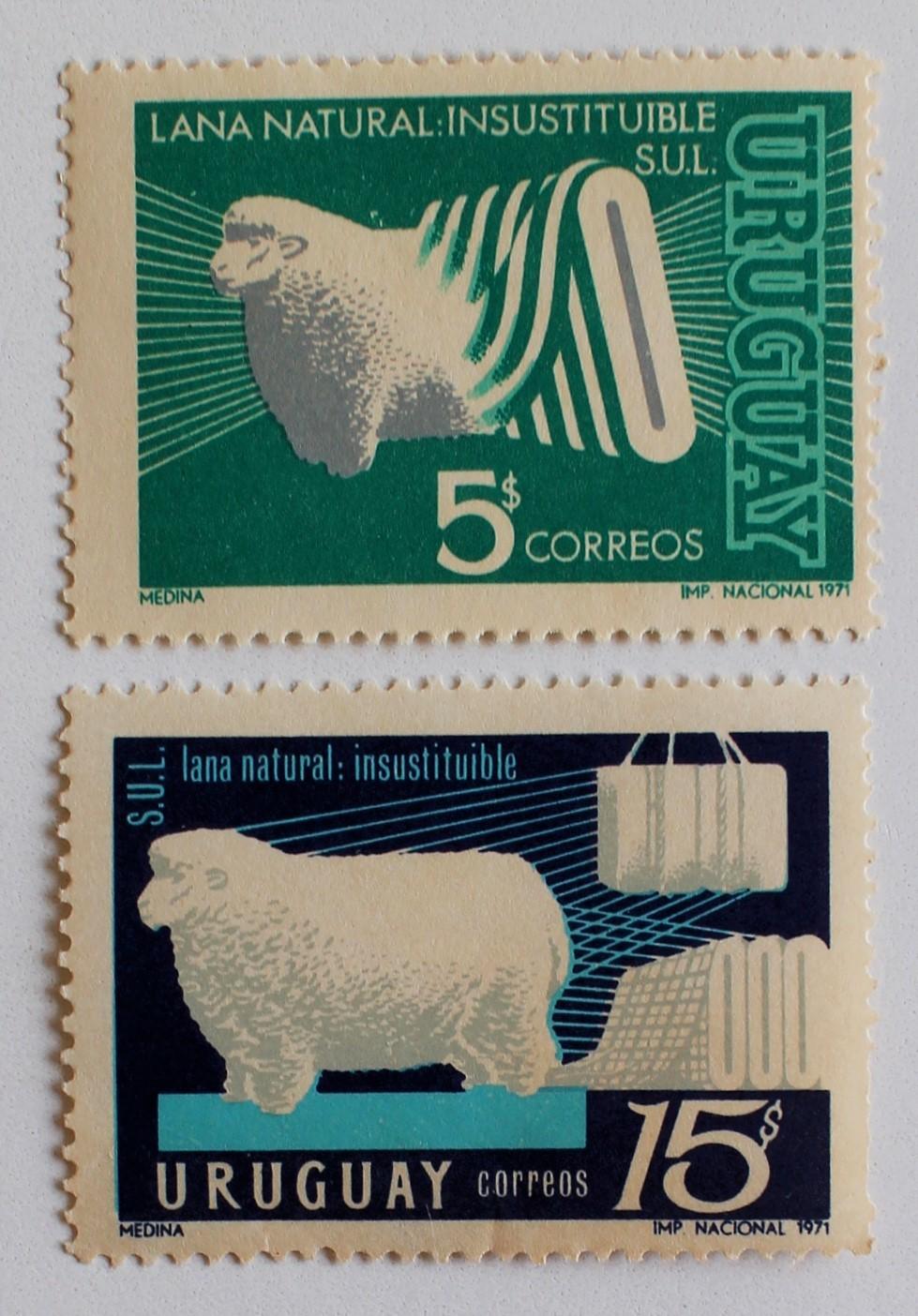 ウール・インダストリー / ウルグアイ 1971