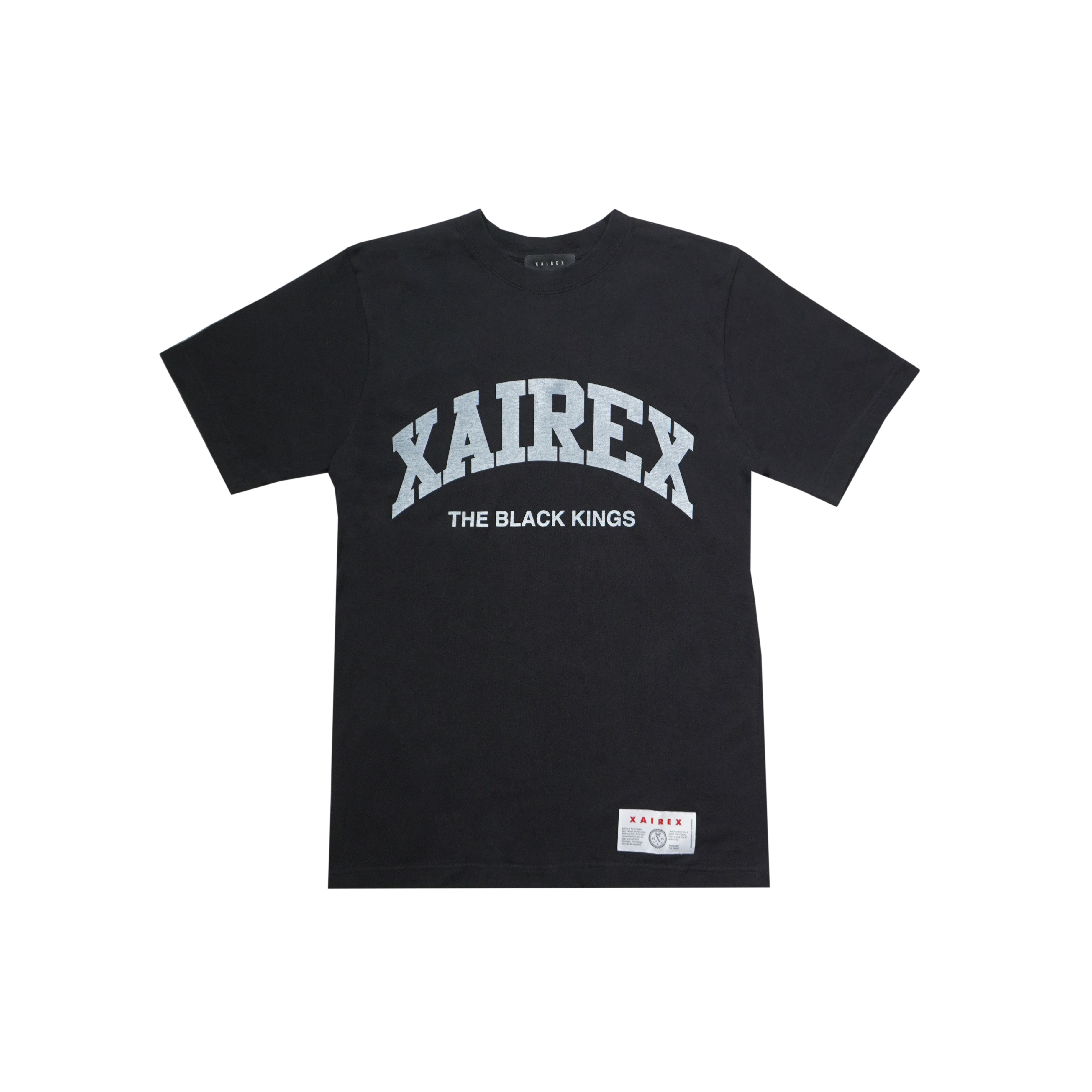 "XAIREX ARCH LOGO TEE""BLACK""[XAI-72]"