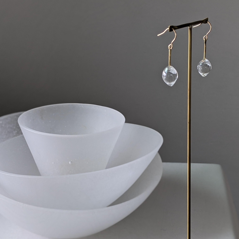 pendulum pierce/earring SS