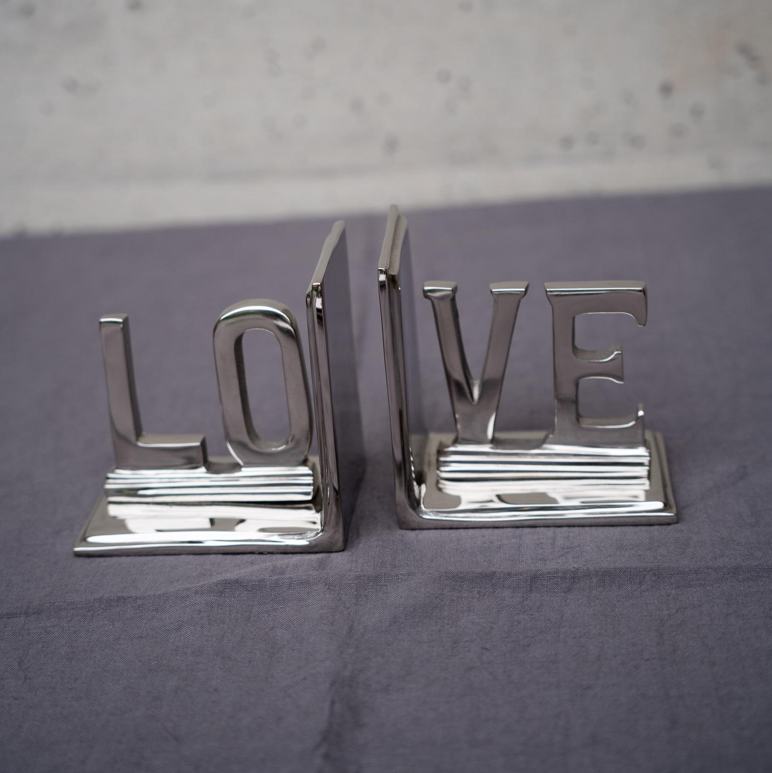 ブックエンド LOVE