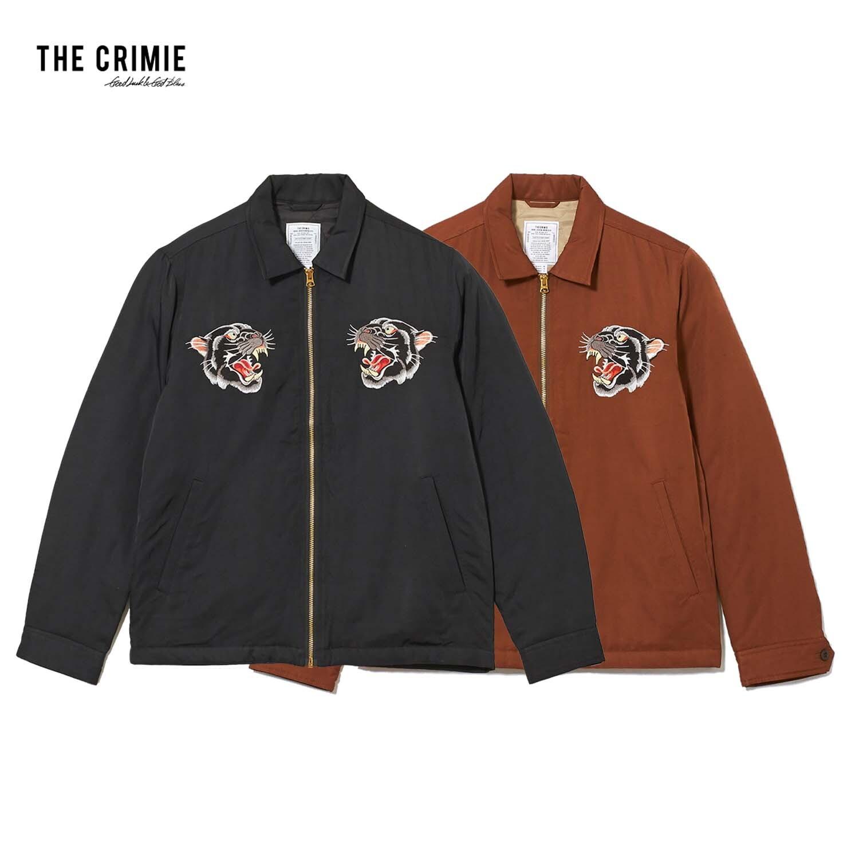 CRIMIE / CR1-02L5-JK30 / CR VIETNAM JACKET