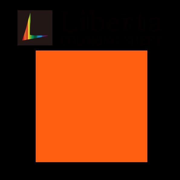 リベルタ LCS1568 エヴァーオレンジ 長期屋外用