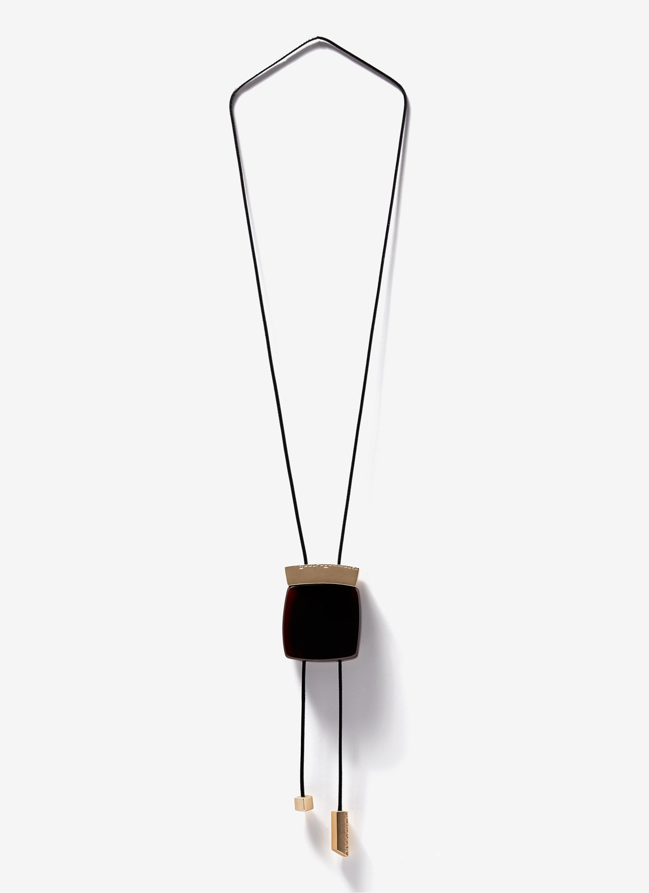 BOLO TIE INSPIRED NECKLACE