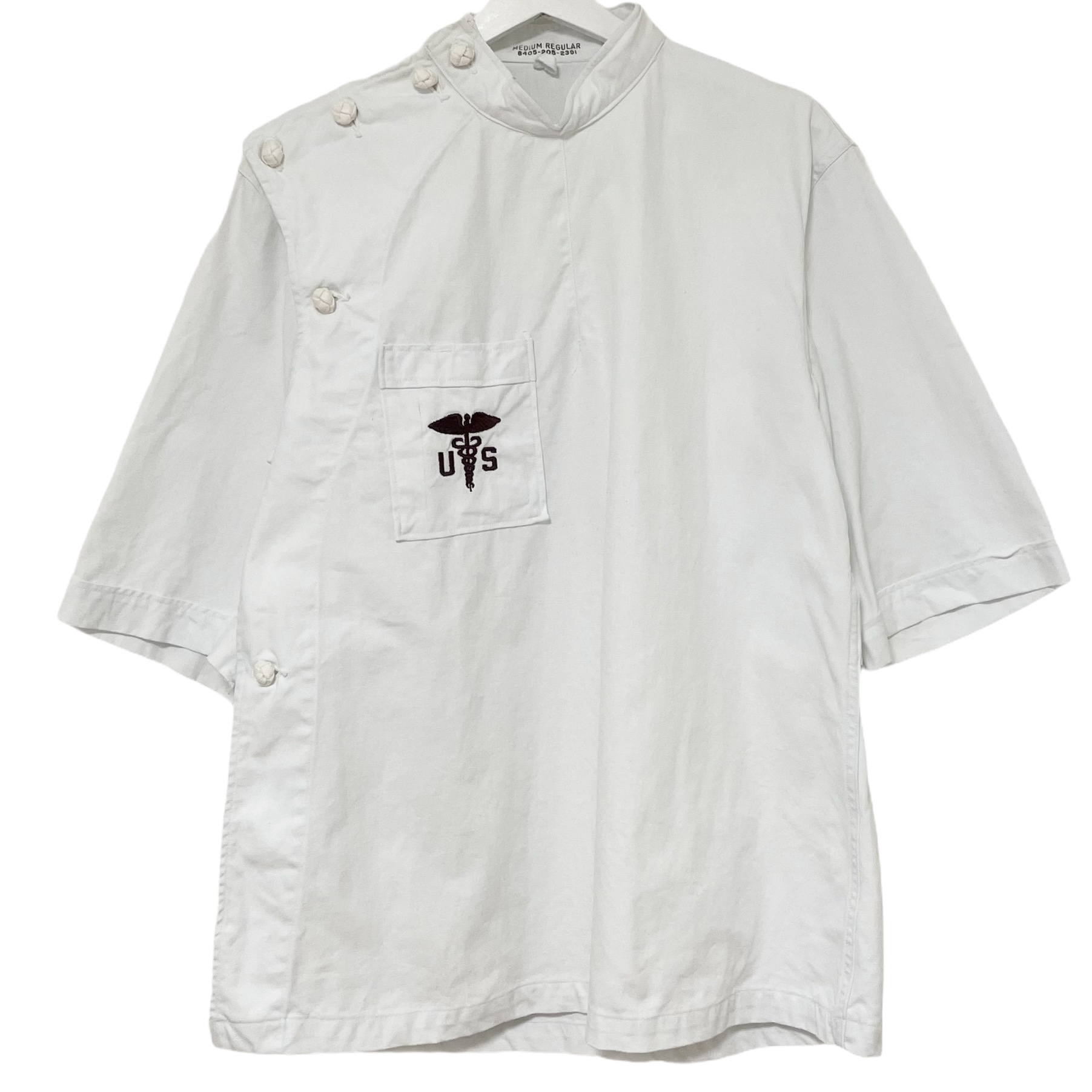 50's Dead Stock U.S.ARMY MEDICAL ASSISTANT SMOCK