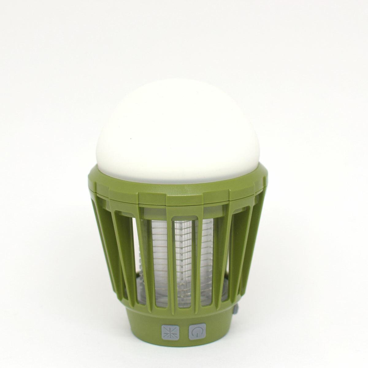 MOSKEE LANTERN モスキーランタン オリーブ(暖色LED)