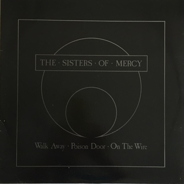 【12inch・英盤】The Sisters Of Mercy / Walk Away