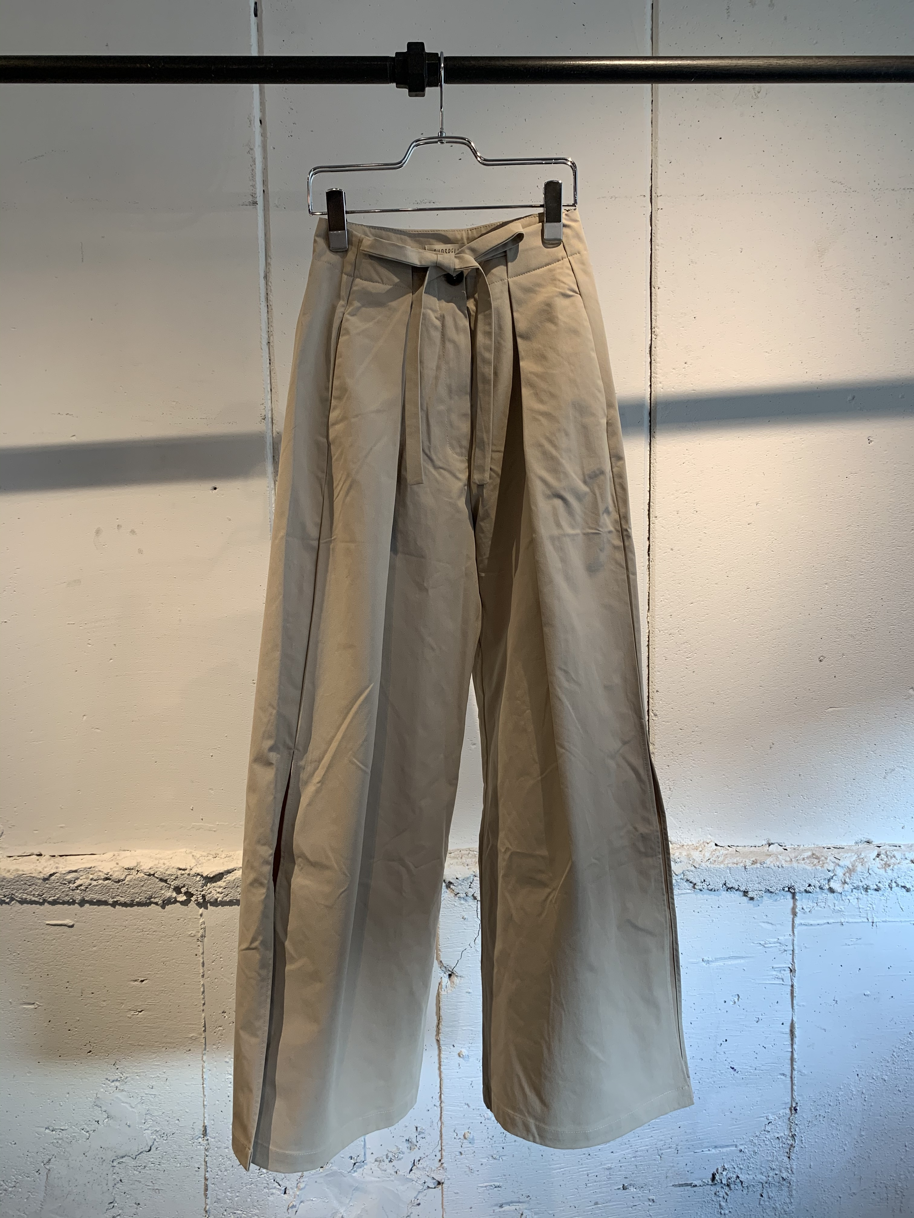 GHOSPELL   Cue to Cue Belted Trousers