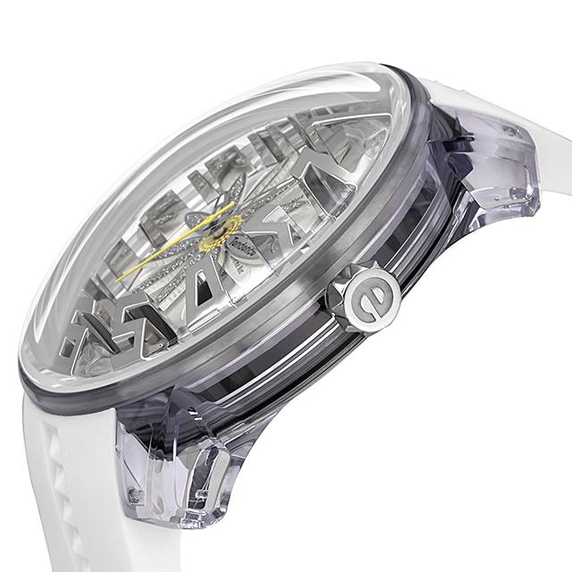 【Tendence テンデンス】TY023004 KING DOMEキングドーム(ホワイトフラワー)/国内正規品 腕時計