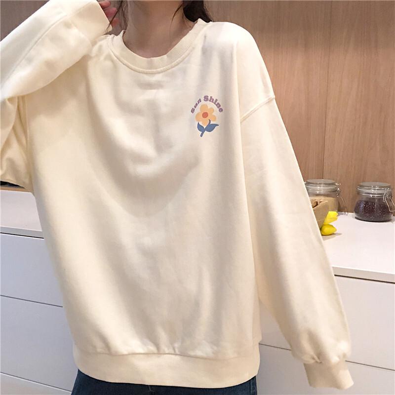 ストリートバックロゴセーター【street back logo sweater】