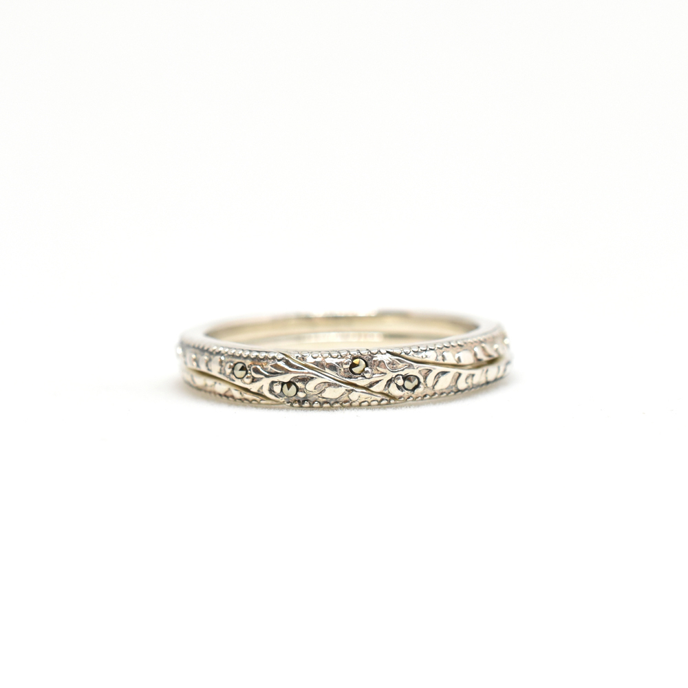 Packaged collection  Gimel Ring