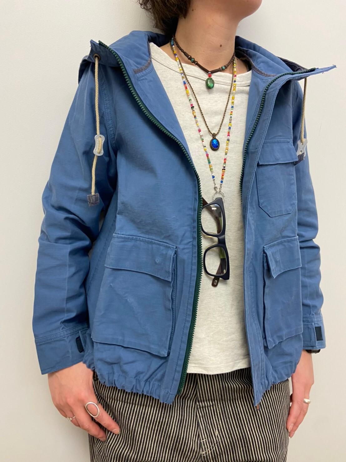 【ONEWASH】バックタックジャケット