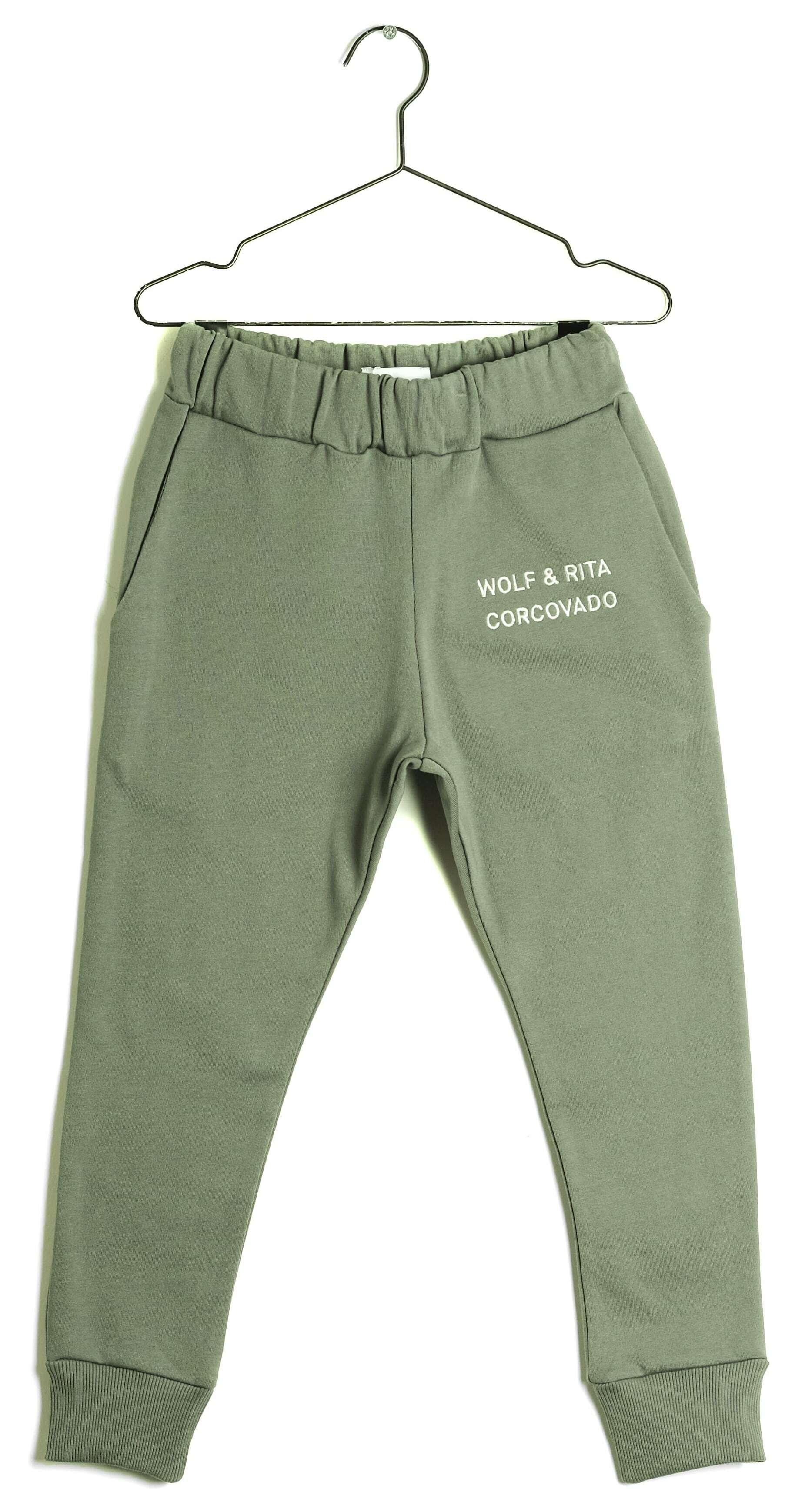 《WOLF & RITA 2019AW》AMADEU trousers / Corcovado