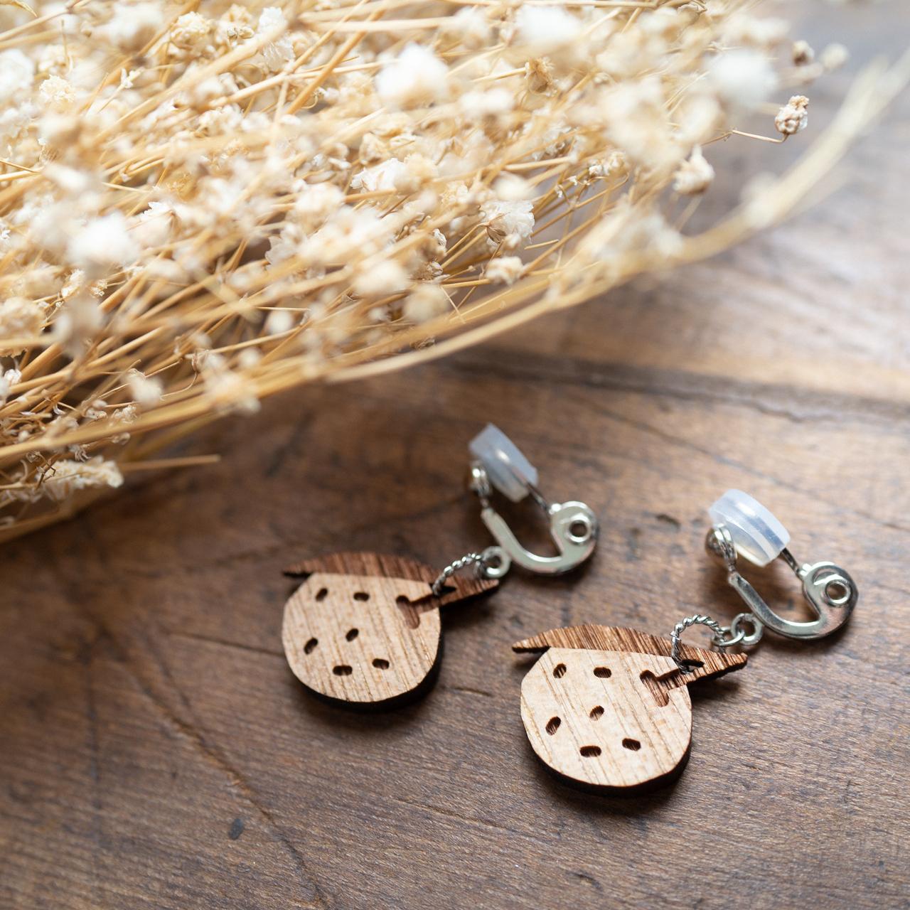 citron / 柚子(Pierced Earring Hang)