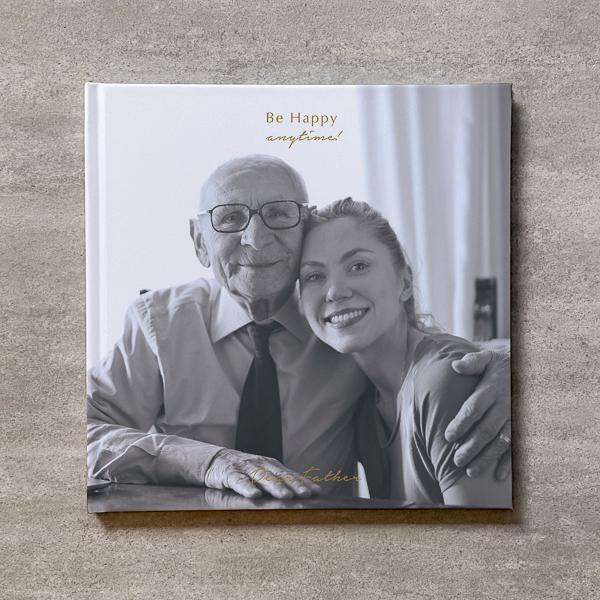 Be Happy(monochrome)-FAMILY_B5スクエア_10ページ/10カット_フォトブック