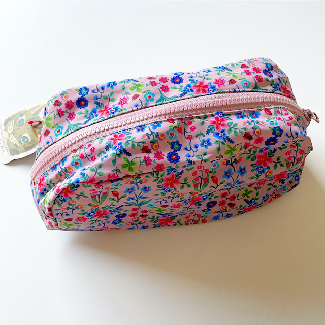 Nathalie Lete Oblong pouch Liberty ナタリーレテ ポーチ リバティー 花柄