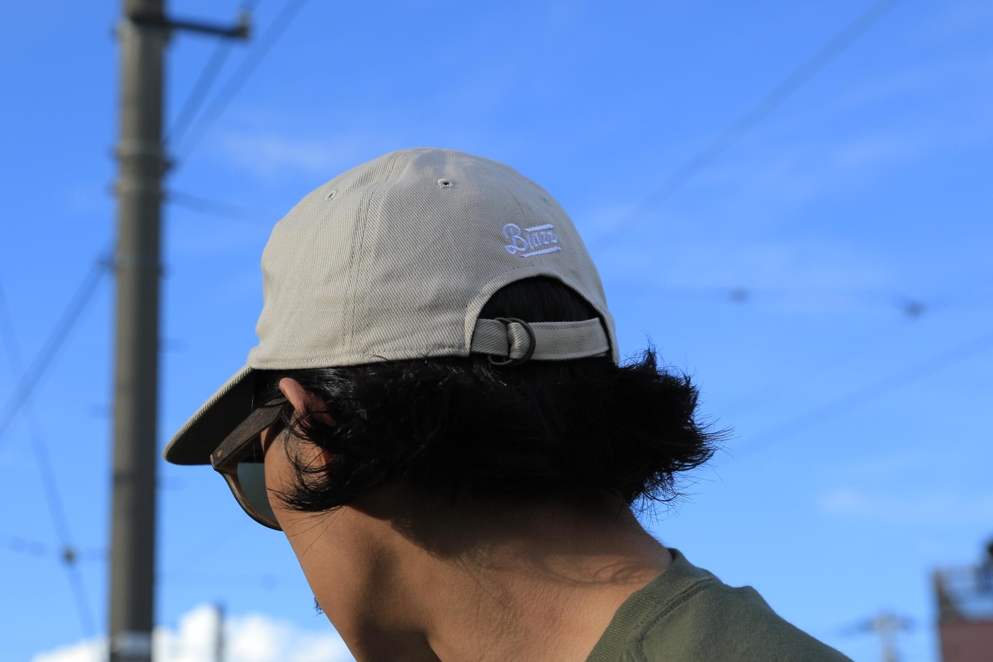 LONG BILL CAP [SAND BEIJE]