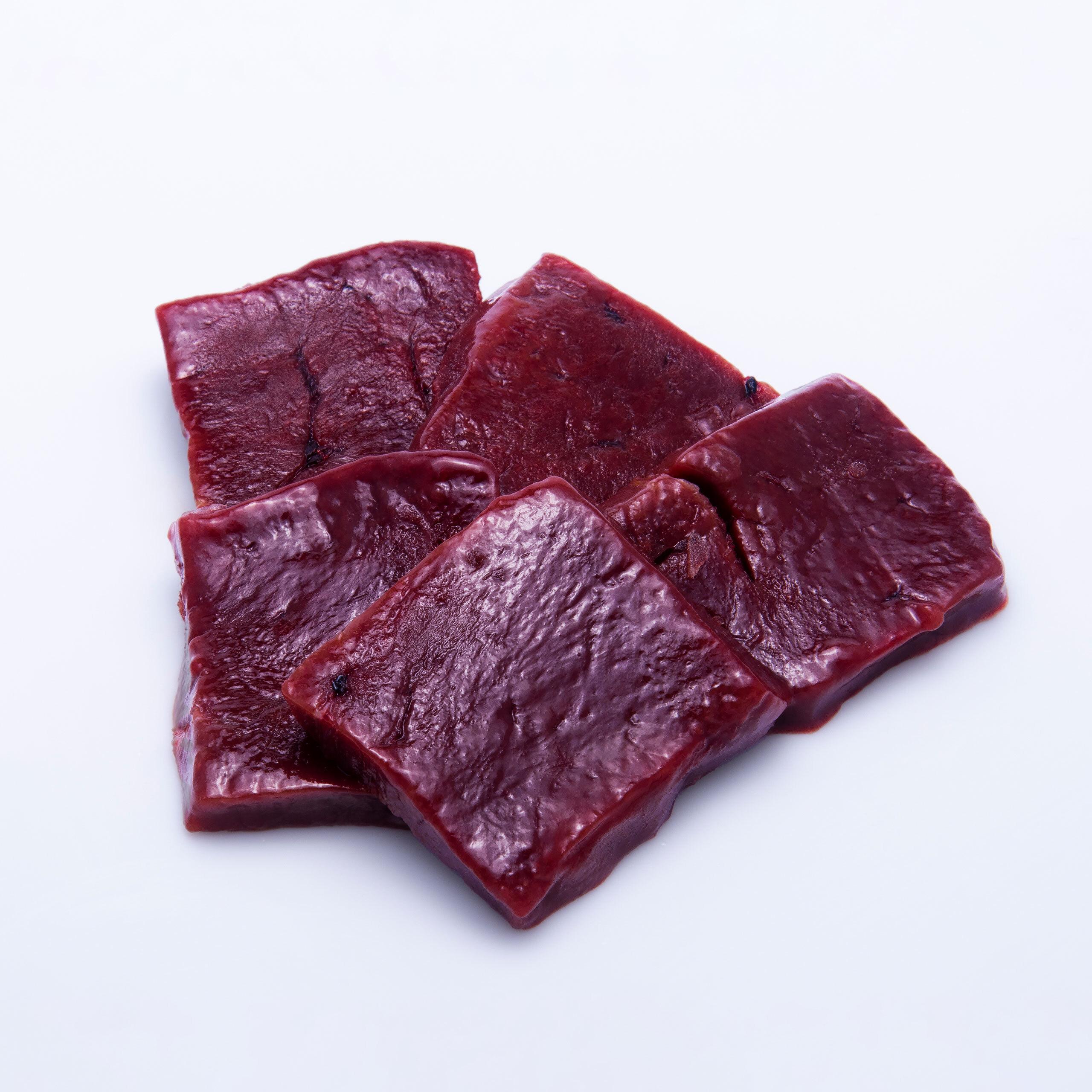 牛レバー|焼肉用:100g【国産】