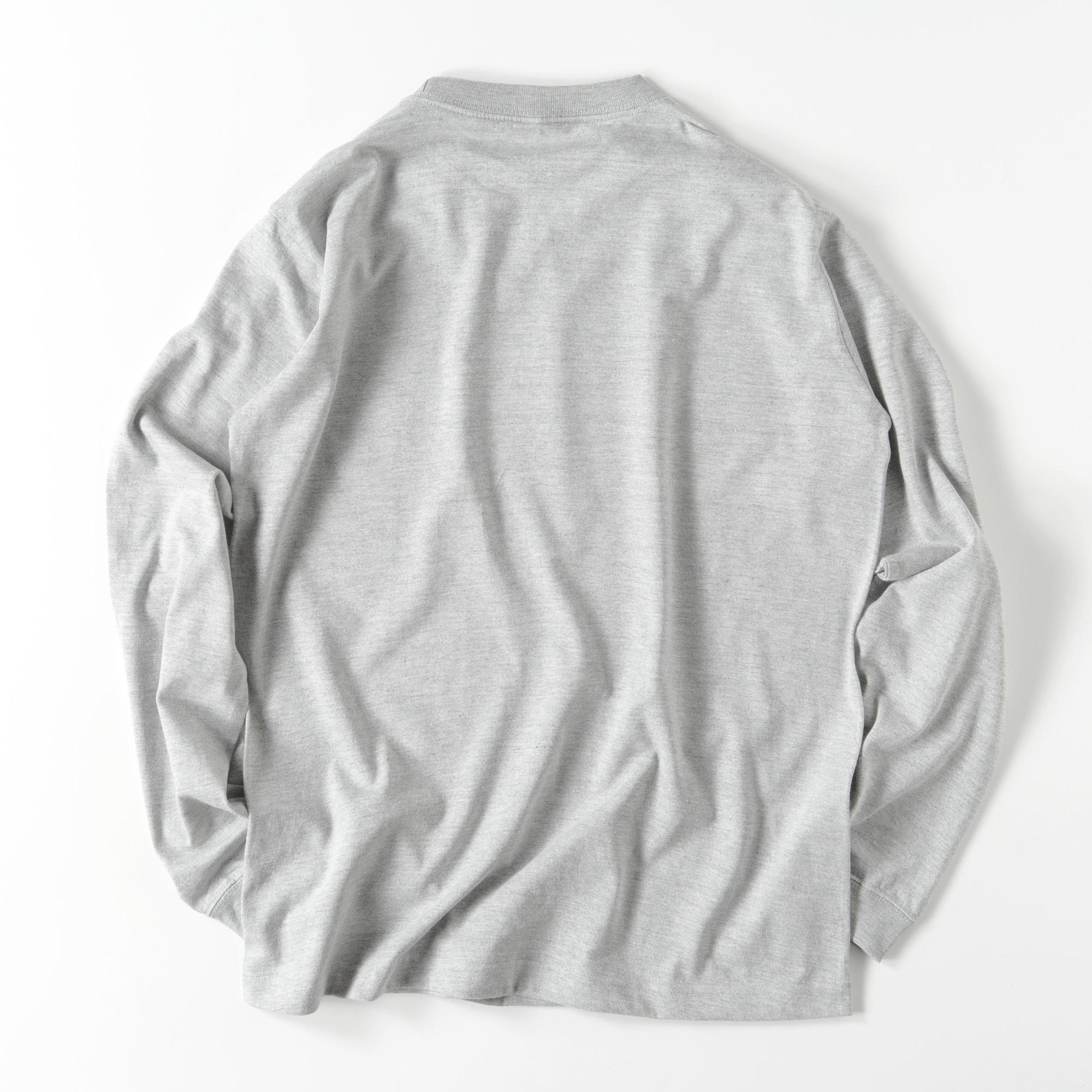 和柄/花七宝柄/GRY【京都和モダンTシャツ】©mayu_color.888