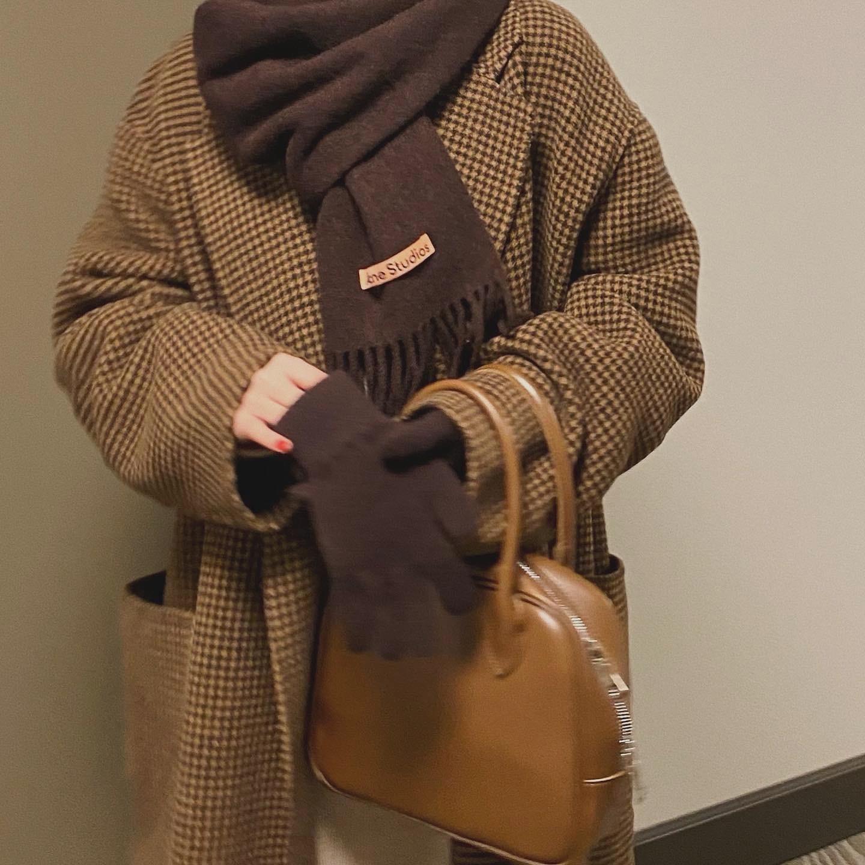 DAYNYC knit gloves