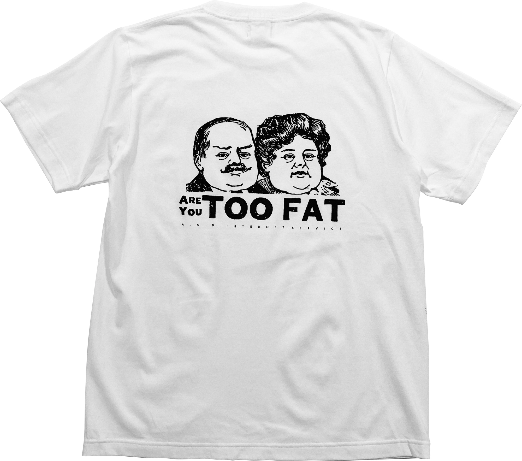 2021 S/S  TOO FAT WHITE