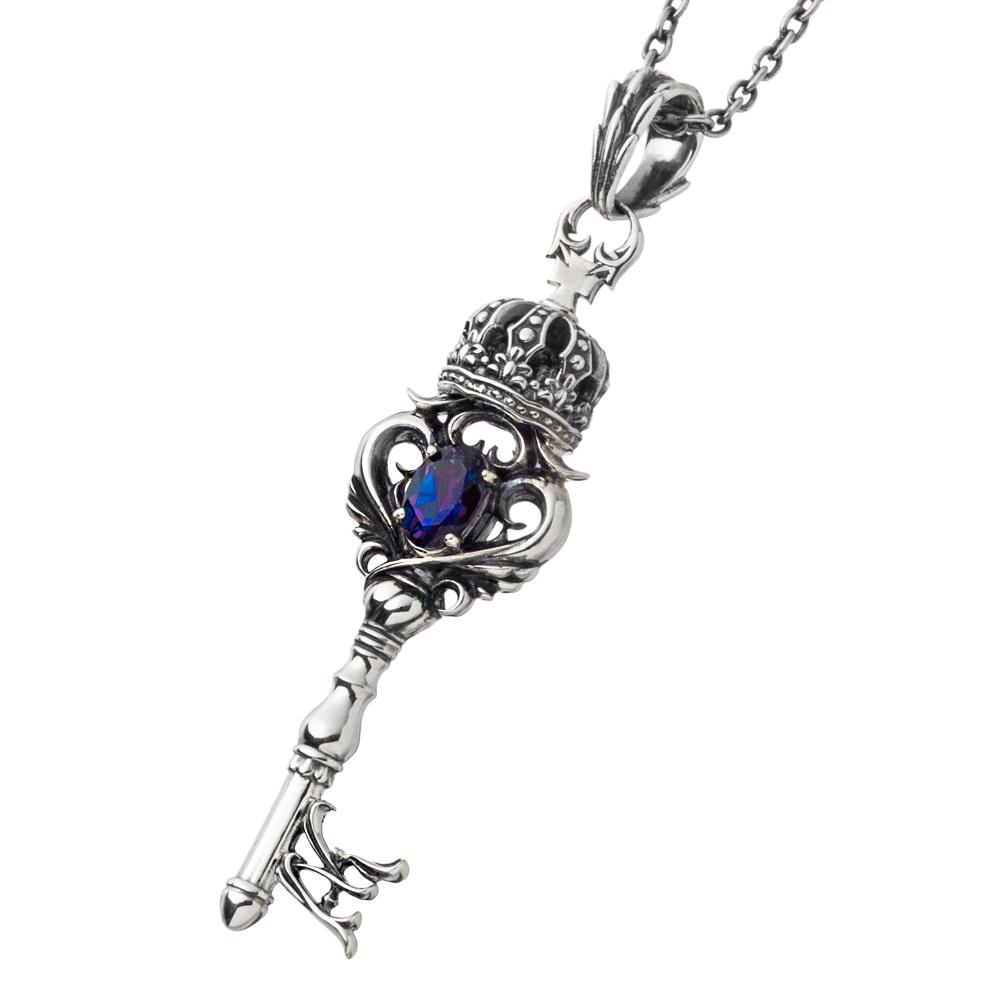 クラウンキーペンダント AKP0122 Crown key pendant