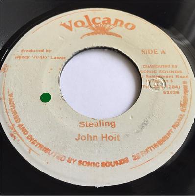 John Holt (ジョンホルト) - Stealing【7'】