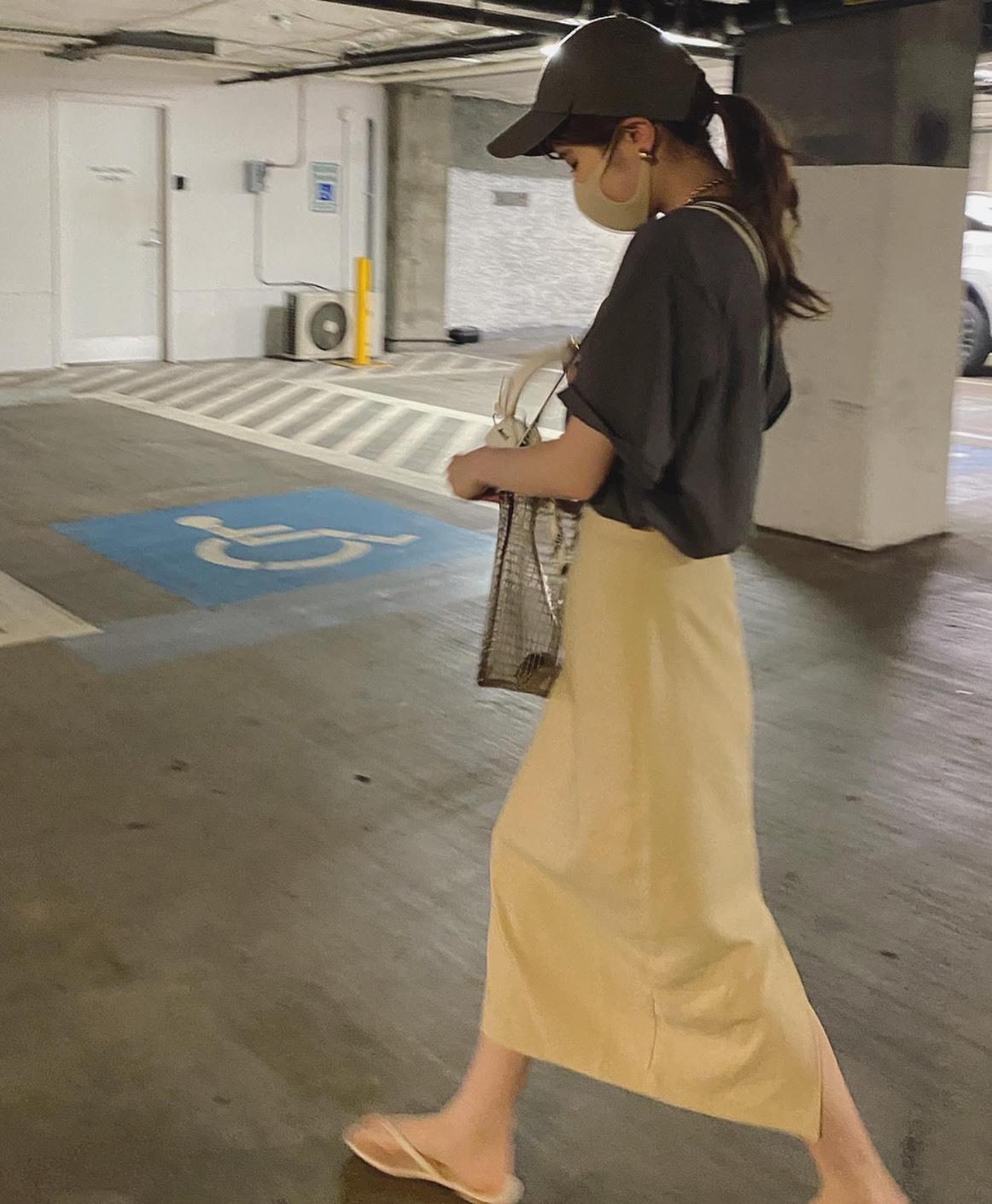 【7/15】DAYNYC  bottle skirt