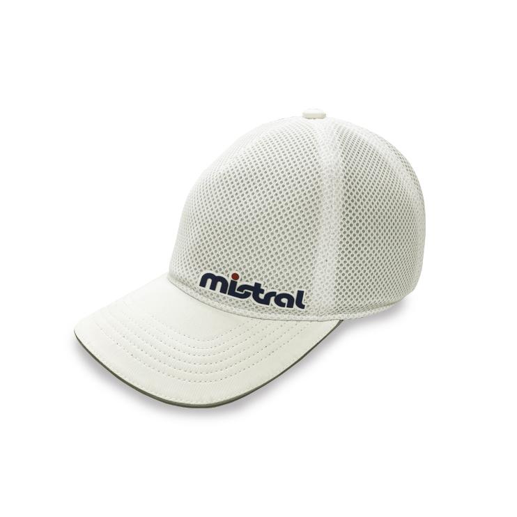 ミストラル ユニセックス【ミストラル ドライキャップ】WHITE