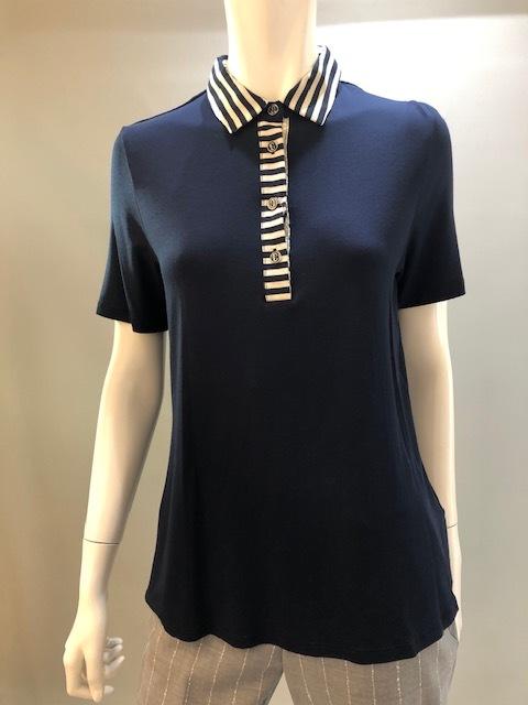ZANETTI 1965 ITALY  ZU3617/M60090 Col.047 半袖ポロシャツ イタリア製