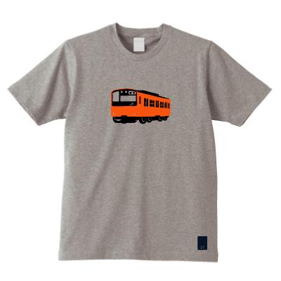 JR中央線Tシャツ